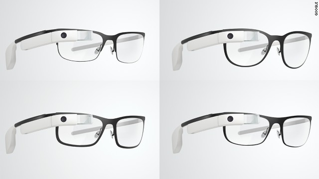Google Glass adds style, prescription lenses - CNN