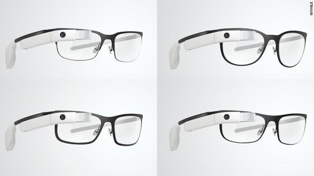 Google Glass adds style, prescription lenses - CNN