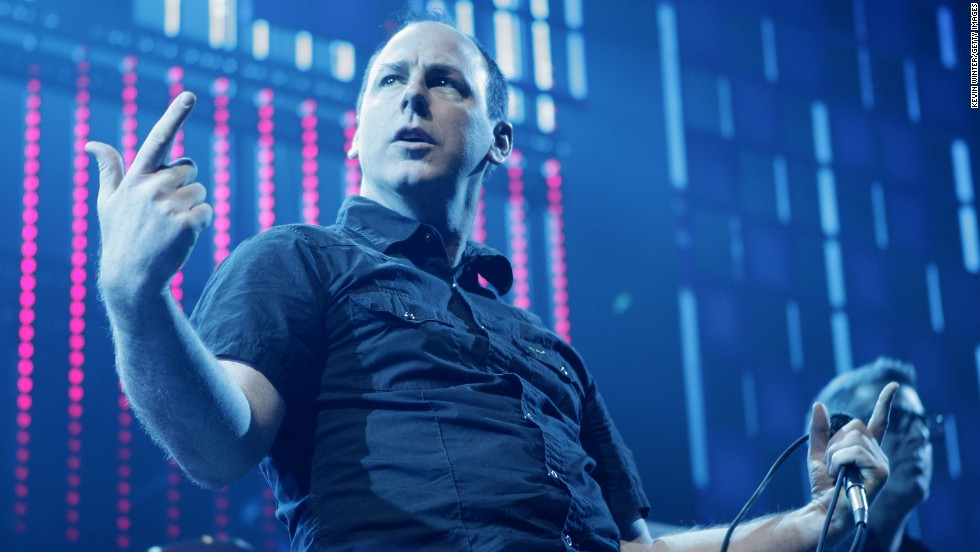 Bad Religion singer Greg Graffin double-majored in anthropology and geology at UCLA and went on to earn a master's in geology and a Ph.D. from Cornell University.