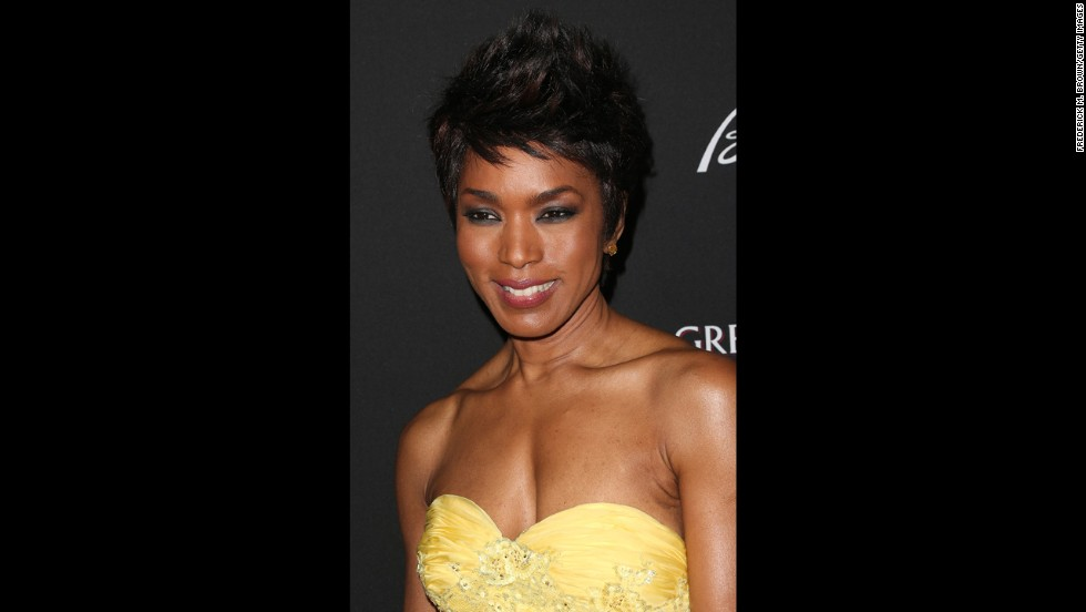 Angela Bassett honed her acting skills at Yale, where she graduated with a degree in African-American studies from Yale College and a master's degree from Yale School of Drama.