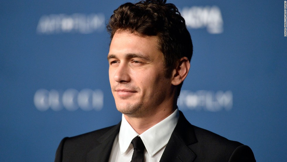 James Franco has a bachelor's degree from UCLA and a master's in fine arts from Columbia University, and he is pursuing a Ph.D. in English from Yale.