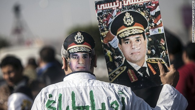 Egypt's national hero?