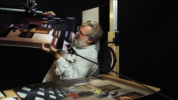Tim Jenison shows how he detected an instructive flaw in a Vermeer painting.