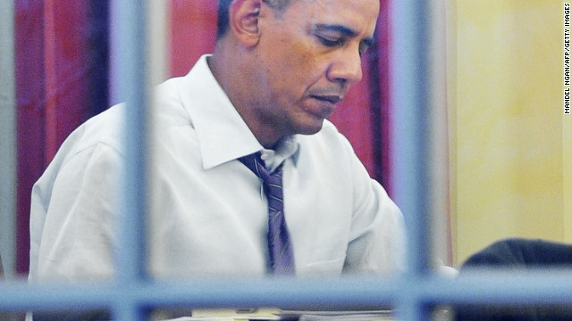 Crunch time for President Obama