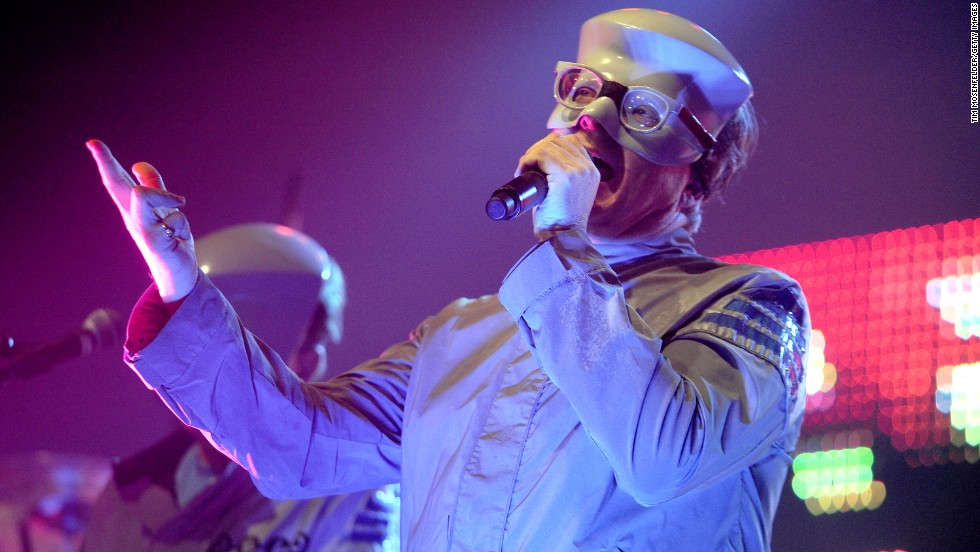"Devo has been ""whipping it good"" since 1978. Not only do they still jam, but they have also expanded their brand into a planned musical and film."