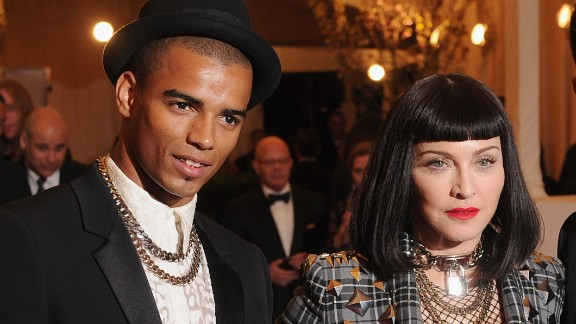 """Madonna, 55, recently broke up with 26-year-old dancer Brahim Zaibat. She says her repeat May-December romances aren't intentional. """"That's just what happened ... that's the romantic in me,"""" she said in 2012. """"I just met someone that I cared for, and this happened to be his age."""""""