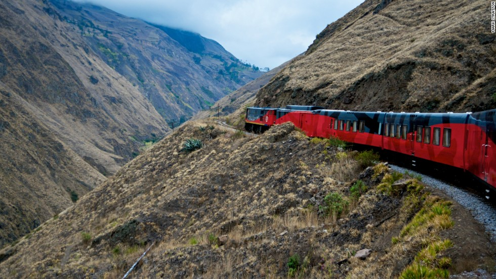 ecuador s spectacular cross andean train rises again cnn travel
