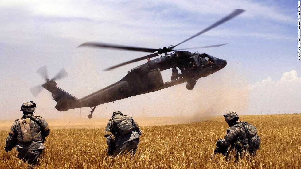The Pentagon is asking for $1 billion to buy 36 Black Hawk helicopters.