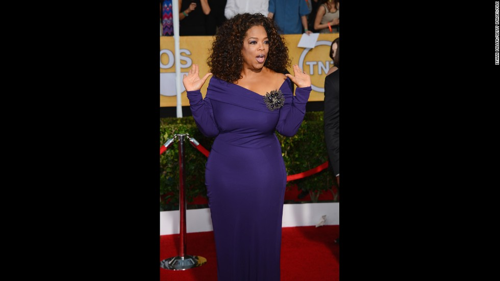 "Oprah Winfrey turned 61 on January 29 and last year said she is feeling healthy and strong. ""I no longer have to be concerned about what anyone thinks of me!"" <a href=""http://www.huffingtonpost.com/2014/01/29/oprahs-birthday-turning-60_n_4681873.html"" target=""_blank"">the media star said on her 60th birthday</a>. ""I'm turning 60, and I've earned the right to be just as I am. I'm more secure in being myself than I've ever been."""