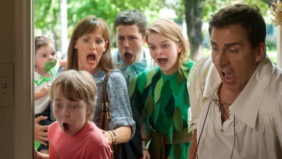 """""""Alexander and the Terrible, Horrible, No Good, Very Bad Day"""" (October 10): The screen adaptation of the 1972 book stars Steve Carell and Jennifer Garner as the parents of 11-year-old Alexander. You may have figured out by the title that things aren't going so well for him, but that doesn't stop the laughs from coming."""