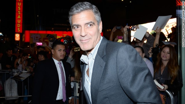 Why Syria needs George Clooney