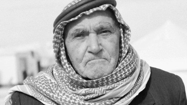 Syria's 110-year-old refugee