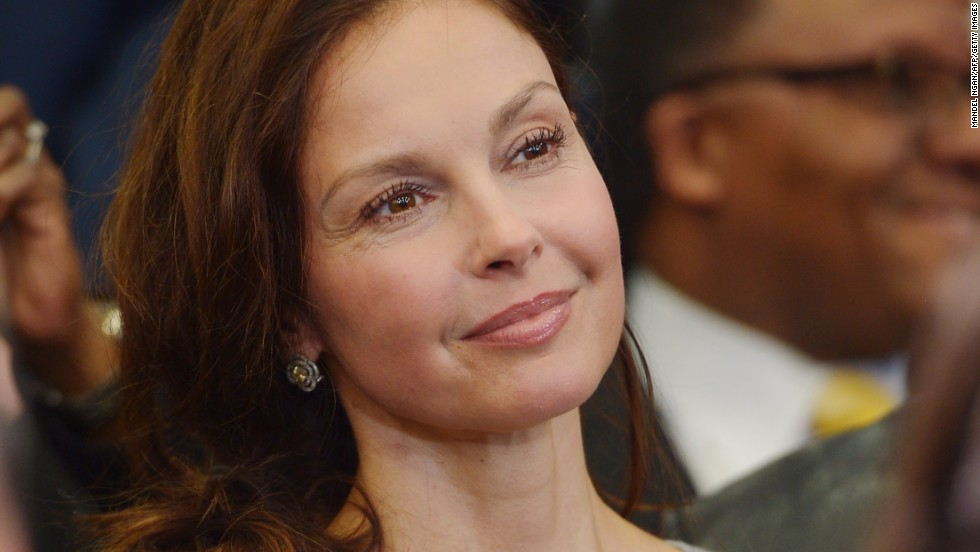 Ashley Judd 'filing police reports' on Twitter trolls