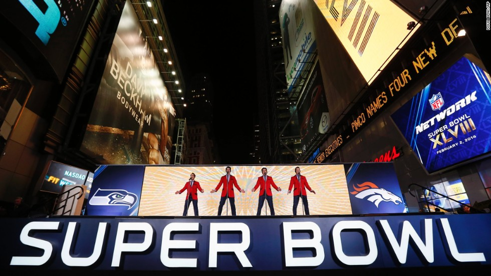 The Tony Award-winning Jersey Boys perform in New York on January 29.