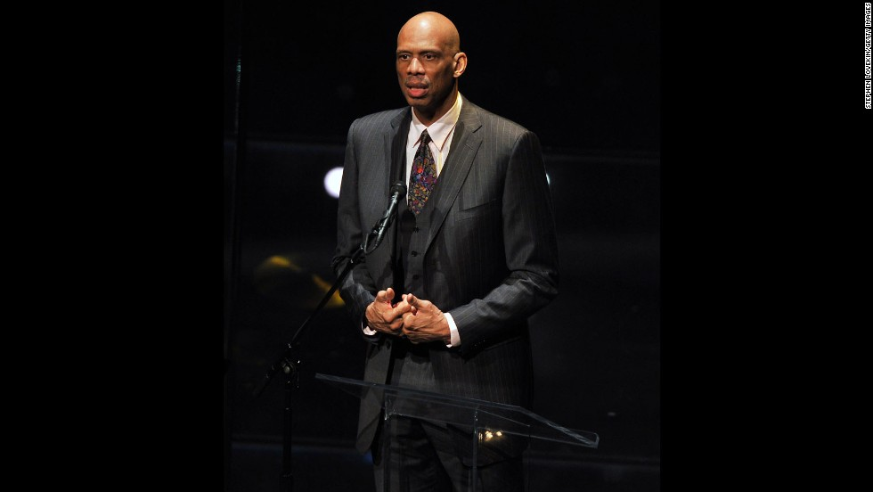 "Former NBA basketball player Kareem Abdul-Jabbar was known as Lew Alcindor before he converted to Islam when he was 24. ""I don't think I would have been able to be as successful as I was as an athlete if it were not for Islam. It gave me a moral anchor; it enabled me to not be materialistic; it enabled me to see more what was important in the world,"" he has said."