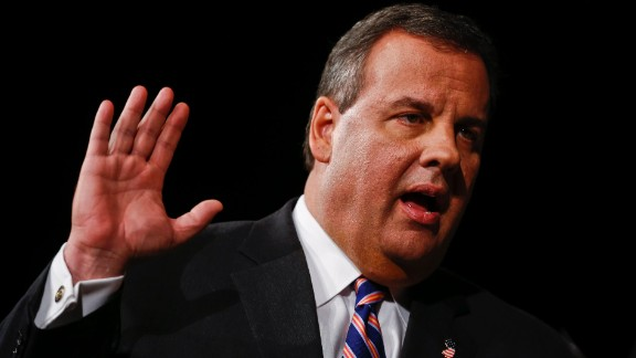 New Jersey Gov. Chris Christie has fallen out of the top spot among potential Republican presidential candidates with a political scandal roiling his administration.