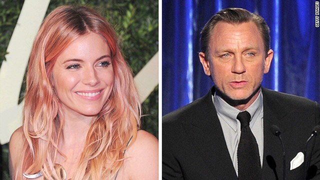 Did Sienna Miller and '007' have a fling?