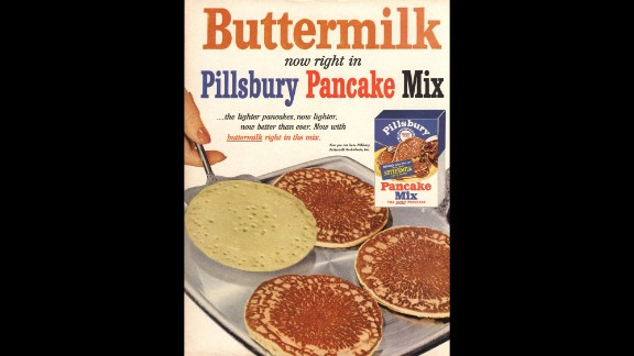 Pancakes: (Greece) In addition to philosophy, art, government, sports and fine arts, Ancient Greeks also found the time to invent fluffy pancakes around the fifth century B.C.