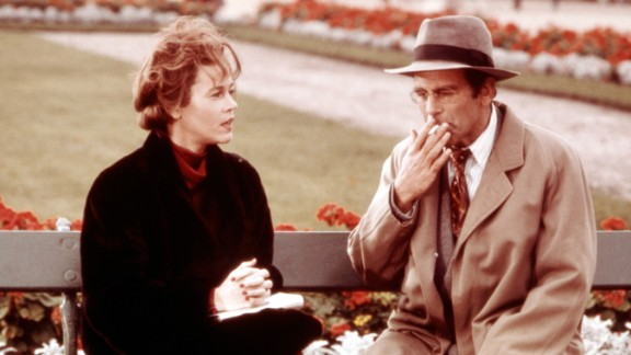 """Schell appears in """"Julia"""" with Jane Fonda in 1977. Schell received a Best Supporting Actor nomination for the film."""