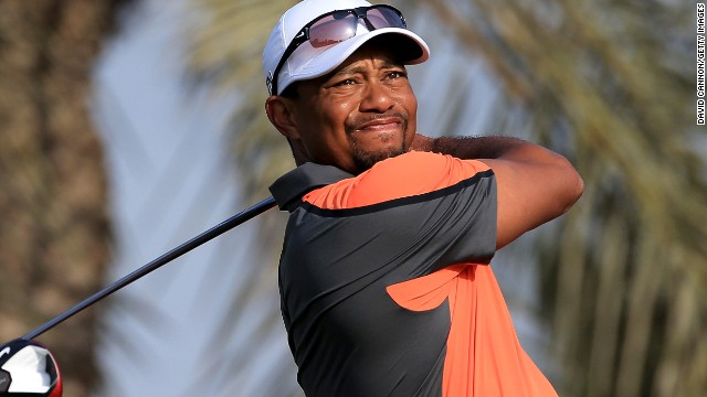 Tiger Woods returns to competitive golf