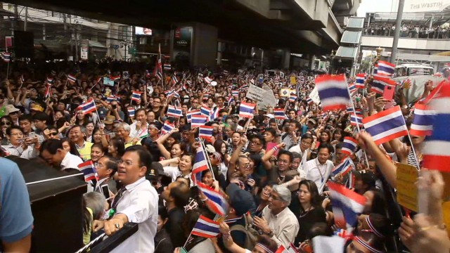 Understanding the Thai protests