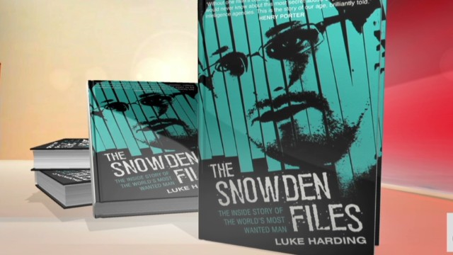 Biographer shares Snowden's motives