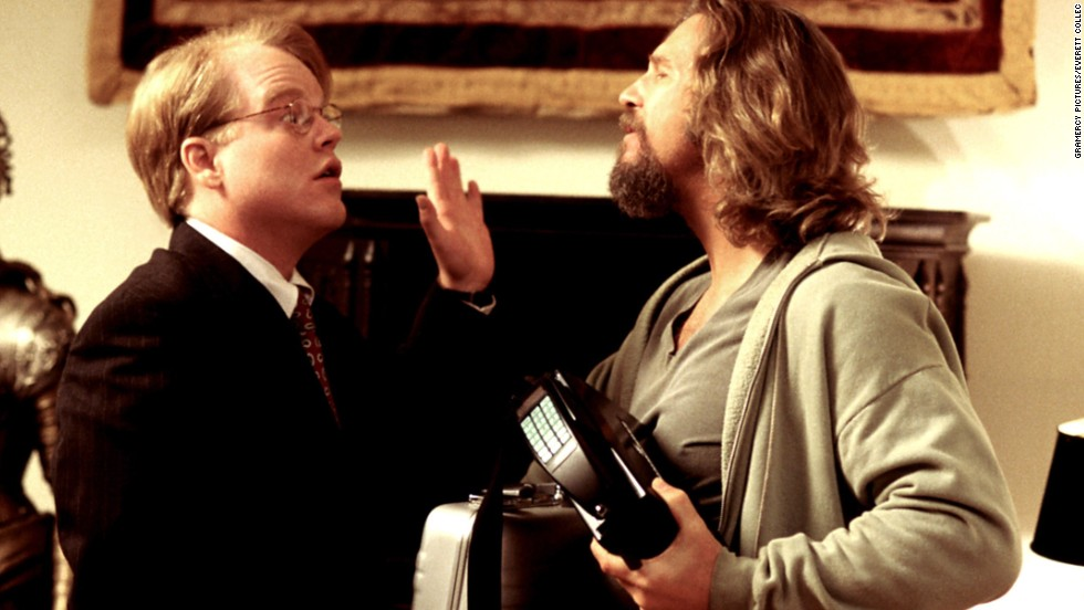"Hoffman plays Brandt, Mr. Lebowski's personal assistant, in the 1998 cult comedy hit ""The Big Lebowski."""