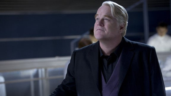 """Philip Seymour Hoffman appears in 2013's """"The Hunger Games: Catching Fire."""" Hoffman played the role of Plutarch Heavensbee, the head gamemaker in the film. He was expected to appear in more films of the """"Hunger Games"""" franchise, but he was found dead in his Manhattan apartment on February 2. Hoffman died of <a href=""""http://www.cnn.com/2014/02/28/showbiz/philip-seymour-hoffman-autopsy/"""">acute mixed drug intoxication</a>, the New York medical examiner's office said. Click through the gallery for more highlights of his career."""
