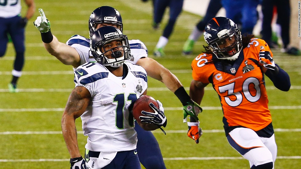 Seattle Seahawks wins Super Bowl for first time in its
