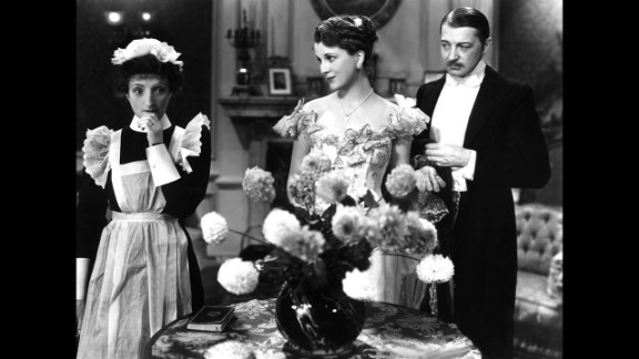 """""""Cavalcade"""" (1934): """"Cavalcade,"""" based on a Noel Coward play, won the 1932-33 prize for best picture. The film follows a London family from 1899 to 1933 and stars, left to right, Una O'Connor, Diana Wynyard and Clive Brook."""
