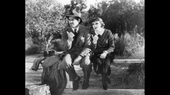 """""""It Happened One Night"""" (1935): """"It Happened One Night"""" was one of the great underdog winners. Its studio, Columbia, wasn't considered one of the majors at the time, and neither Clark Gable nor Claudette Colbert, its stars, were excited about the project. But it became the first film to sweep the five major categories of picture, actor, actress, director and screenplay. To this day, only two other films -- """"One Flew Over the Cuckoo's Nest"""" (1975) and """"The Silence of the Lambs"""" (1991) -- have pulled off the same trick."""