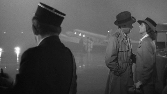 """""""Casablanca"""" (1944): We'll always have Bogart and Bergman, aka Rick and Ilsa, in Michael Curtiz's """"Casablanca."""" Nobody at Warner Bros. expected this movie, based on an unproduced play, """"Everybody Comes to Rick's,"""" to be a classic when it came out, but the American Film Institute ranked this best picture winner as the third-greatest U.S. film more than 60 years later."""