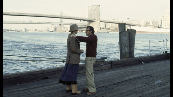 """Annie Hall"" (1977) -- Woody Allen wrote this iconic New York love story for Diane Keaton, whom he was romantically involved with at the time. (Netflix)"