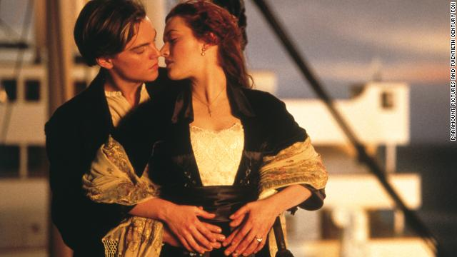 "A bartender in Sweden is a dead ringer for ""Titanic"" star Leonardo DiCaprio, here  with Kate Winslet."
