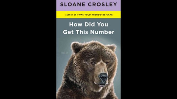 """How Did You Get This Number,"" by Sloane Crosley"