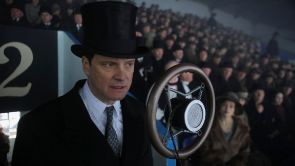 """Colin Firth earned an Oscar for his performance as King George VI, a man afflicted with a speech impediment, in 2010's """"The King's Speech."""""""