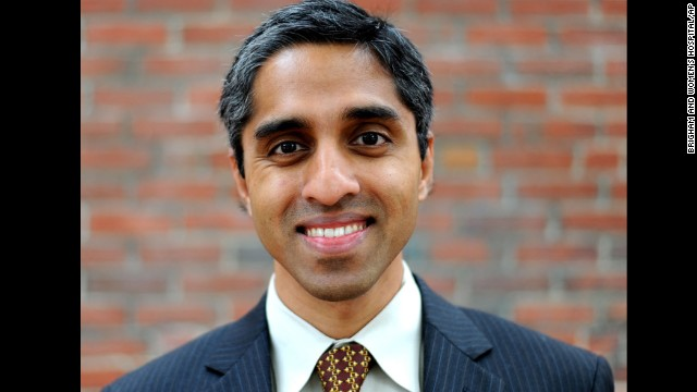 Dr. Vivek Murthy is the surgeon general nominee.