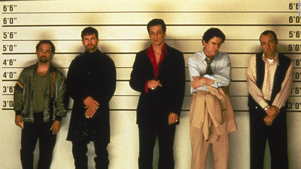 "No spoilers, but if you haven't seen the 1995 movie <strong>""The Usual Suspects,""</strong> you are in for a twisty treat. Kevin Spacey heads the ensemble cast. (Available now.)"