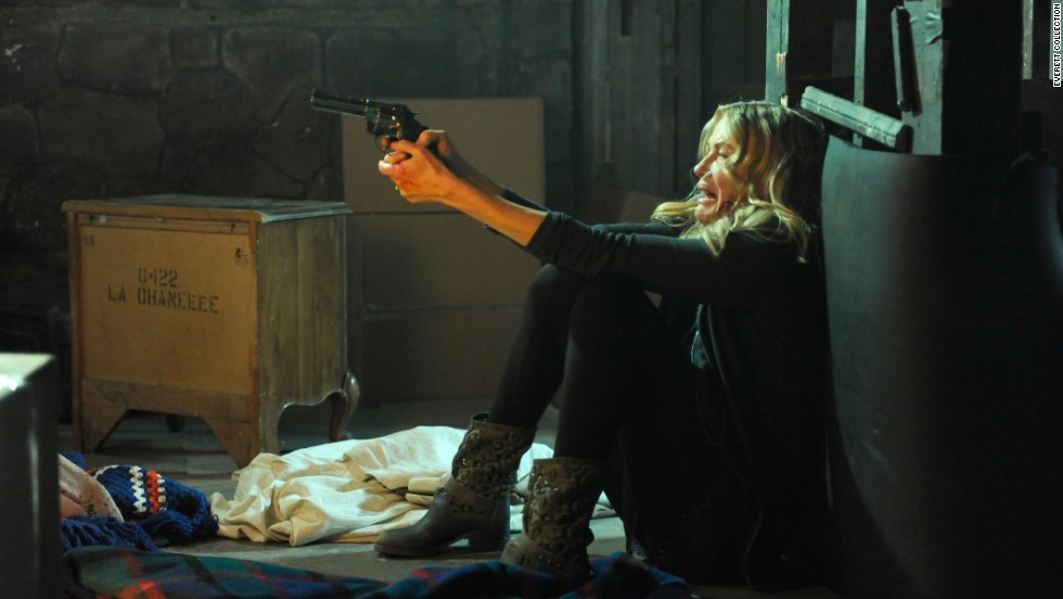 "Fans of ""The Walking Dead"" might want to check out the 2013 TV movie <strong>""Zombie Night,""</strong> starring Daryl Hannah. (Available now.)"
