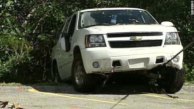 Elderly woman reverses SUV, kills 3