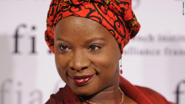 Musician Angelique Kidjo attends the 2012 Trophee Des Arts Gala at The Plaza Hotel on November 30, 2012 in New York City.