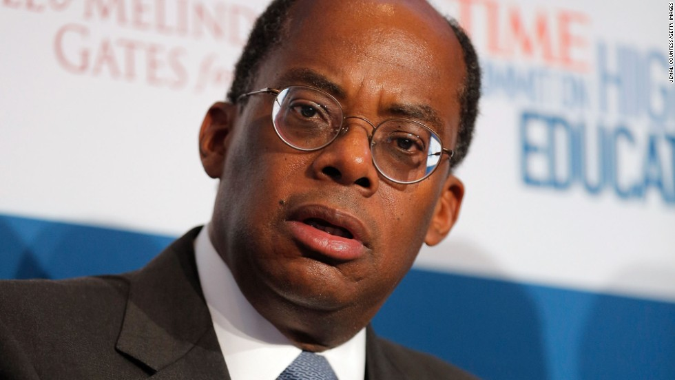 Another black leader is Roger W. Ferguson, Jr, who heads financial services giant TIAA-CREF. Ferguson was vice chairman of the U.S. Federal Reserve from 1999 to 2006 and was tipped as a possible successor to Alan Greenspan, but took over as chief executive of TIAA-CREF in 2008.