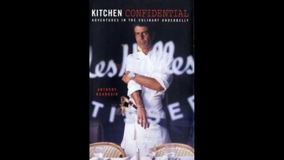 'Kitchen Confidential' by Anthony Bourdain