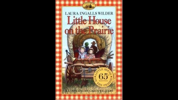 'Little House on the Prairie' by Laura Ingalls Wilder