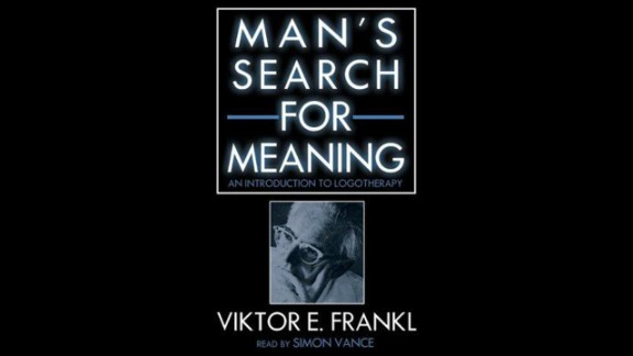 'Man's Search for Meaning' by Viktor Frankl