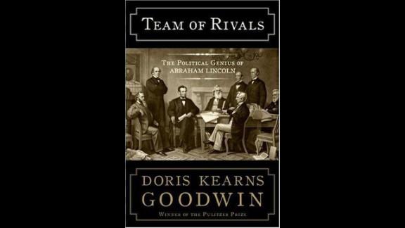 'Team of Rivals' by Doris Kearns Goodwin