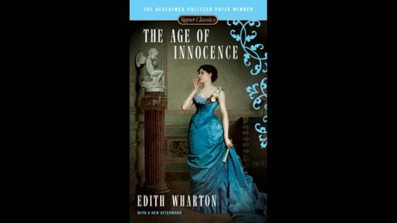'The Age of Innocence' by Edith Wharton
