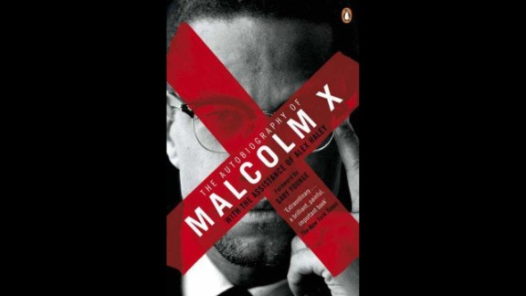 'The Autobiography of Malcolm X' by Malcolm X and Alex Haley