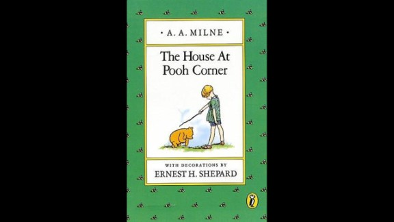 'The House At Pooh Corner' by A. A. Milne