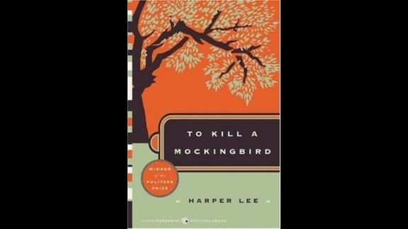 'To Kill a Mockingbird' by Harper Lee